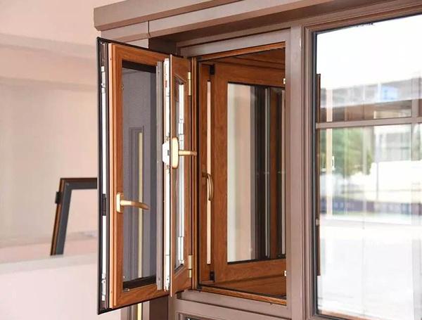 CCFX66系列扇中扇一体窗