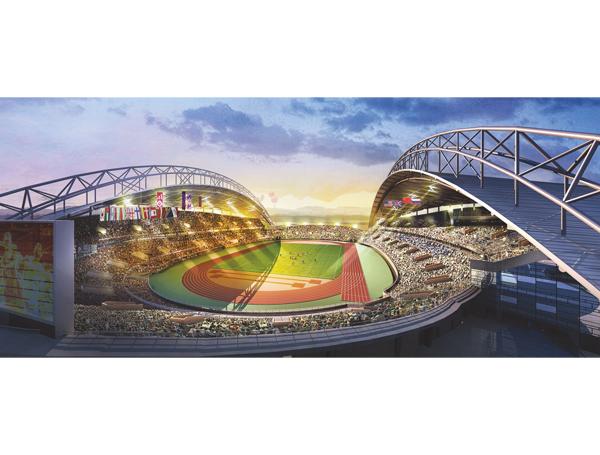 乐虎app下载市体育场